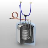 Reservatório de pressão 100L SI