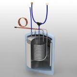 Reservatório de pressão 150L SI