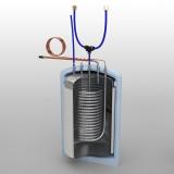 Reservatório de pressão 200L SI